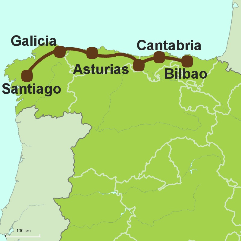 Northern Spain Touring Holidays