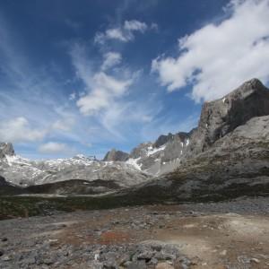 Fuente De Clouds stage