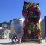 Guggenheim Puppy