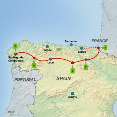 Camino del Frances