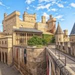Olite Castle courtyard, Navarra