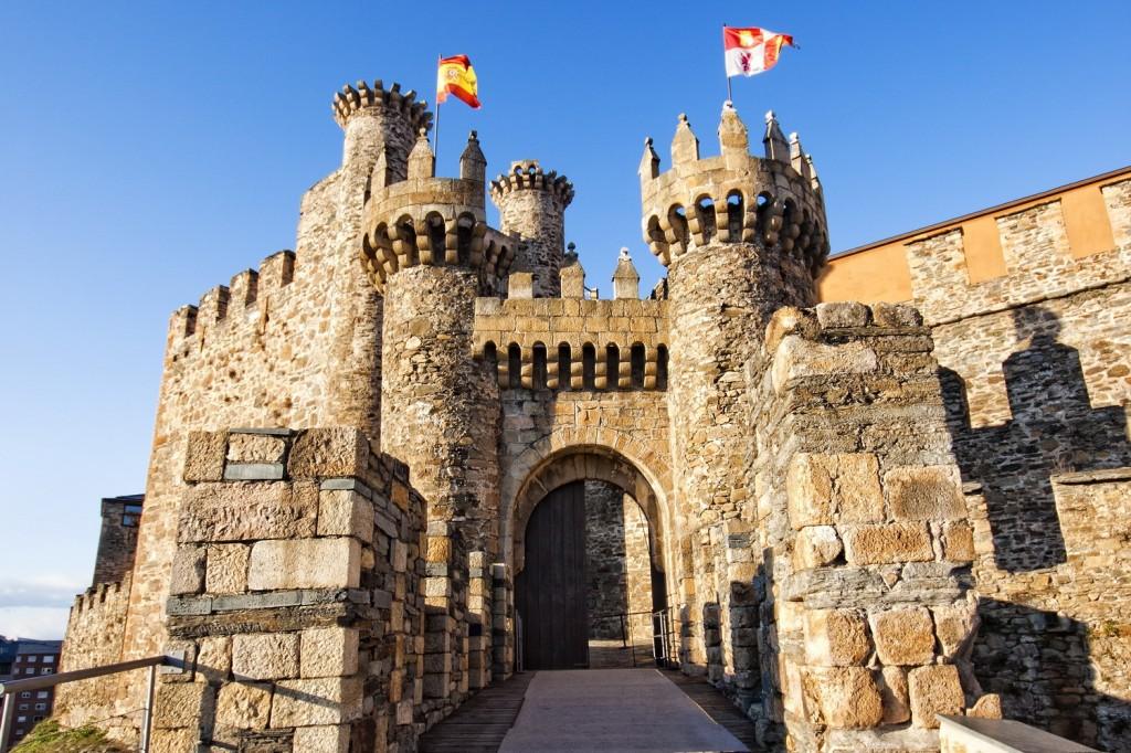 Ponferrada Spain  city photo : Grand North Spain Tour | Caminos touring Holidays