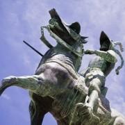 Pizarro statue, Trujillo