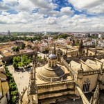 Sevilla view from Giralda