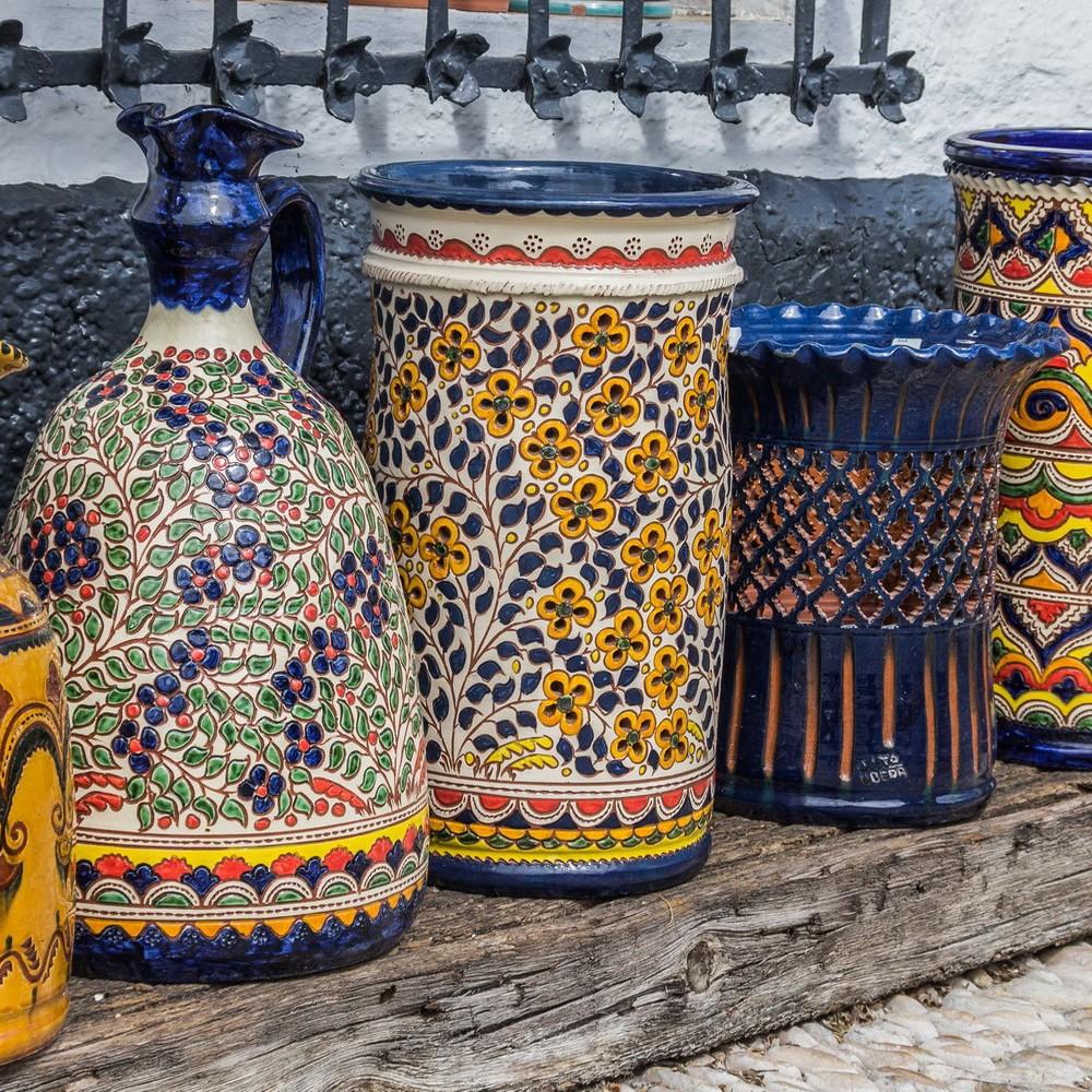 Ubeda pottery