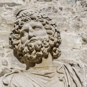 Merida Statue
