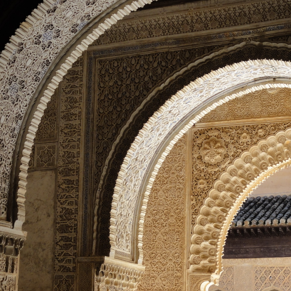 Alhambra arches