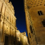 Salamanca by night