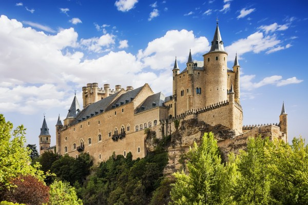 Photo of Segovia Alcazar