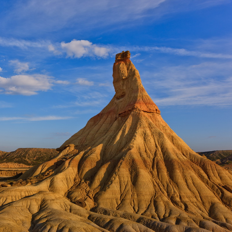 Photo of Las Bardenas