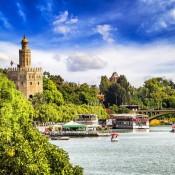 Sevilla Torre de Oro 2