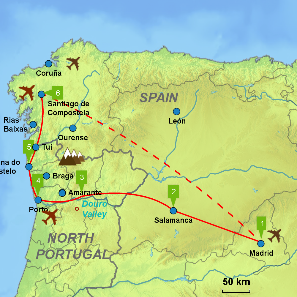 Can I Travel From Uk To Spain By Train