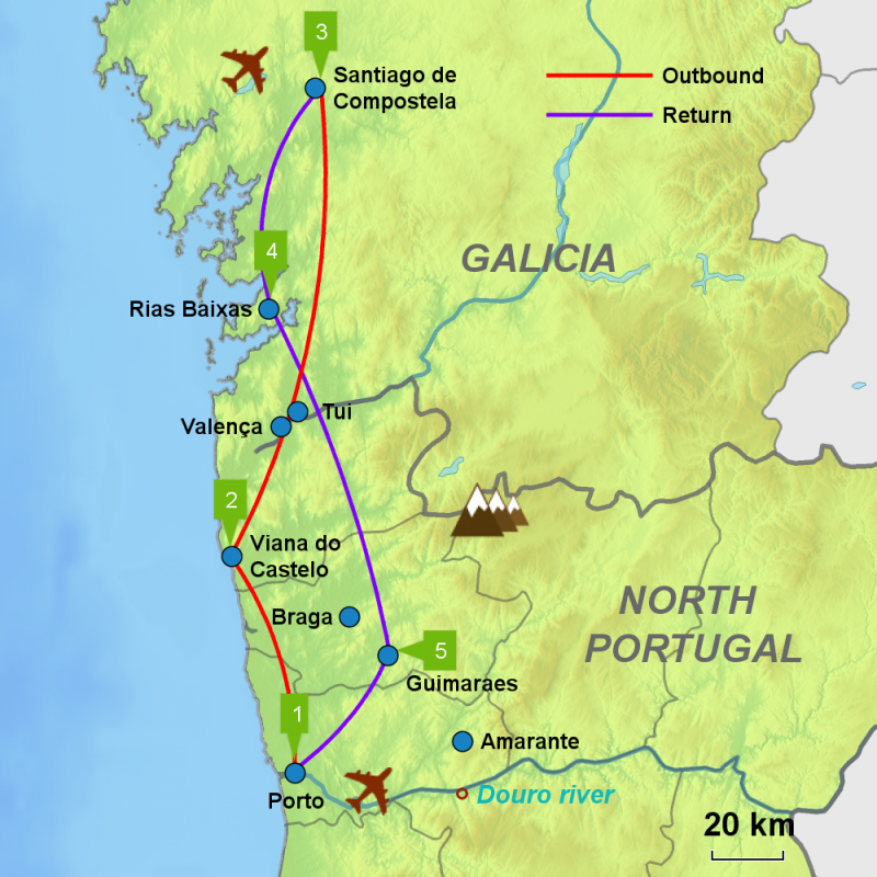 verde river map with Portuguese Way Santiago on Qatar furthermore Westminster as well Photos En furthermore Libya further Portuguese Way Santiago.