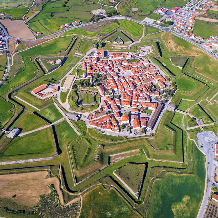 Photo of Almeida, fortress towns of the Planalto, Portugal