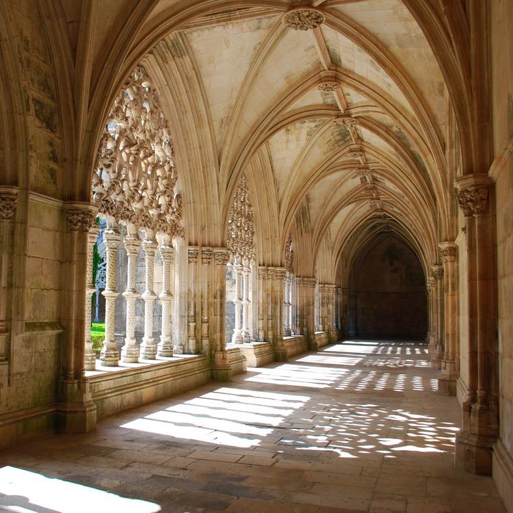 Cloister, Batalha Monastery
