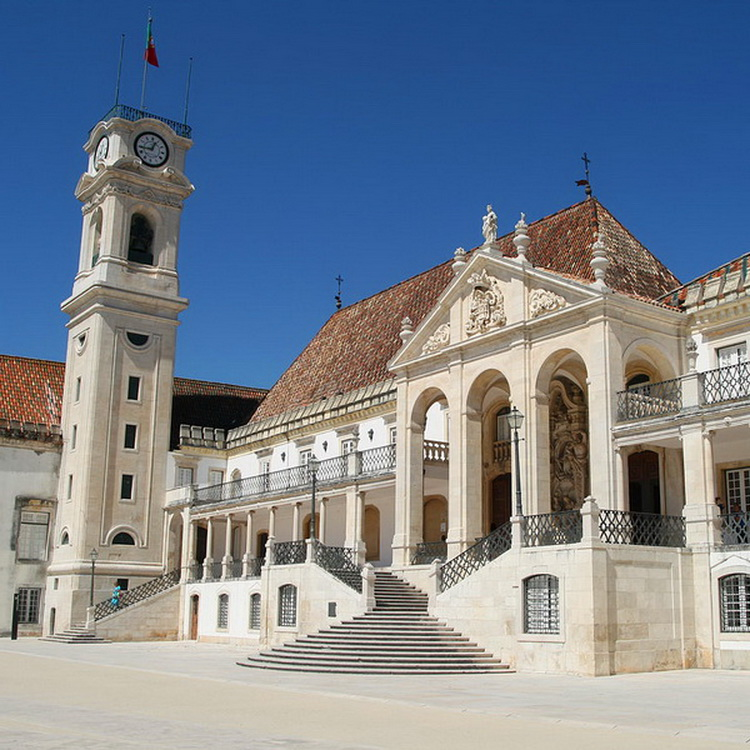 Photo of Coimbra University