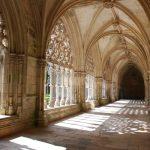 Photo of cloister in monastery of Batalha