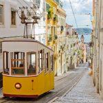 Photo of tram in Lisboa