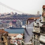 Photo of 25 de abril bridge in Lisboa
