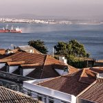 Photo of view over the rooftops in Lisbon