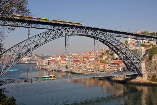 Photo of Porto - Dom Luis I Bridge