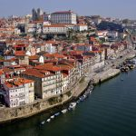 Photo of Porto's Ribeira riverside