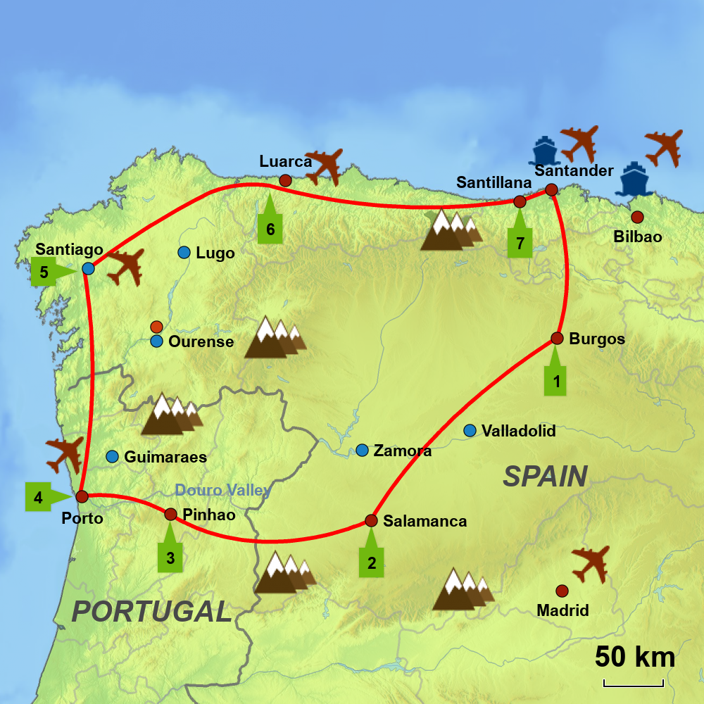 Touring Portugal Holidays