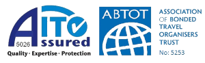 AITO and ABTOT logos