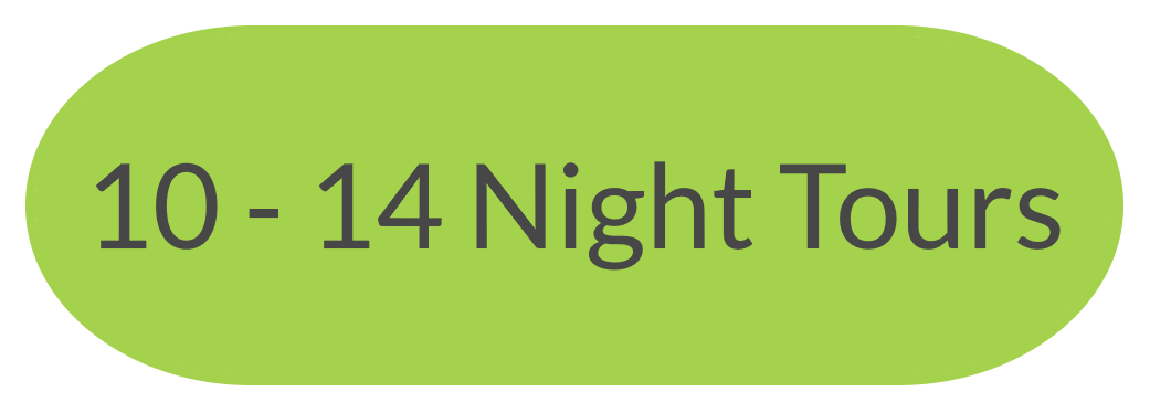 Other 10 - 14 night tours