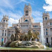 Madrid - Cibeles Fountain