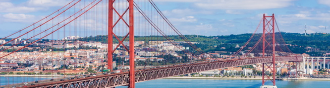 Lisboa bridge